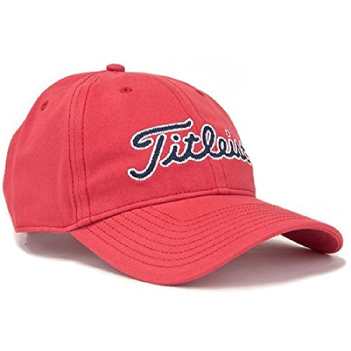 Titleist Needle Point 2016 Hat (Red) - Buy Online in Oman.  faed3daef65d