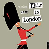 This is London 2020 Wall Calendar