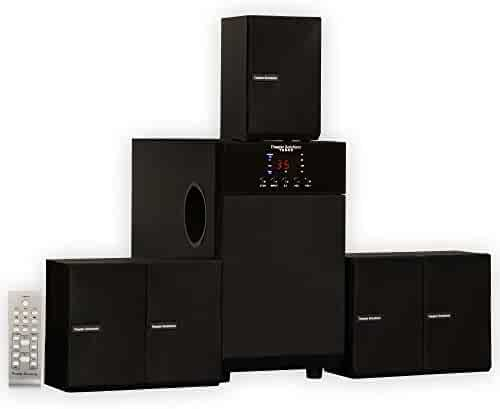 Theater Solutions TS509 5.1 Surround Sound Home Entertainment System
