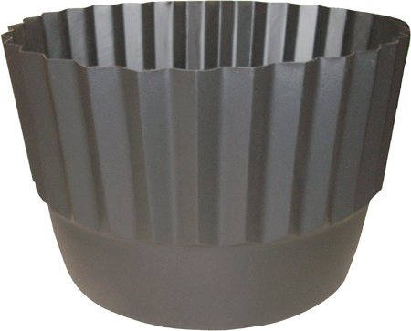 - Henta Set of 2 Flex-O-Liner Whiskey Barrel Planter Liner (Black, PE Plastic, 26