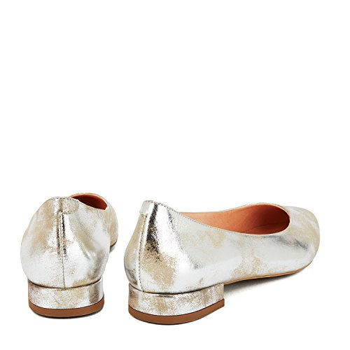 NINE TO FIVE Ballerina #bolhao Silber