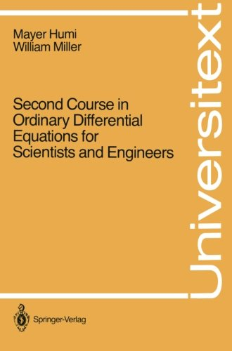 differential equations coursework