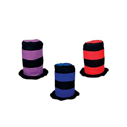 Assor (Black Stove Pipe Hat)