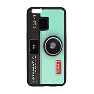 Camera Mint Green Case for Iphone 4 4S