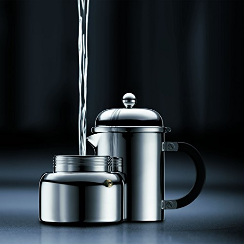 Bodum Chambord 12-Ounce Stainless-Steel Stovetop Espresso Maker by Bodum (Image #2)