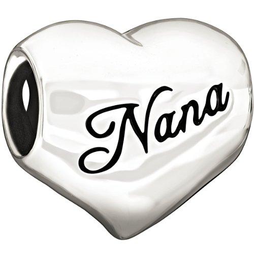 Chamilia Heart (Authentic Chamilia Sterling Silver Charm