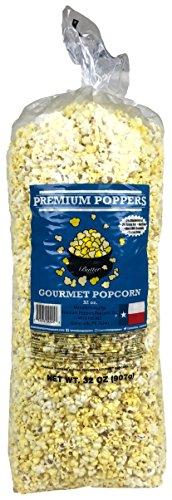 Premium Poppers Gourmet Popcorn Butter, 32 oz.