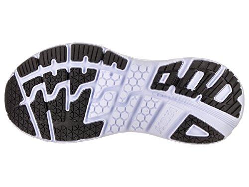 HOKA ONE ONE BONDI 5 NOIRE ET ROUGE Chaussures de running