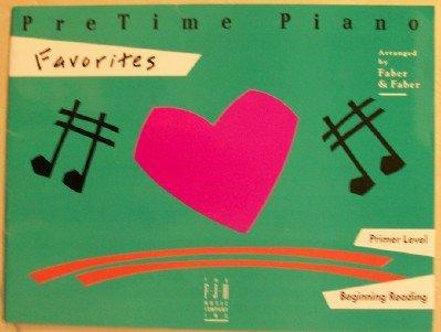 Faber Pretime Piano (PreTime Piano Favorites)