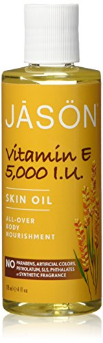 Vitamin E 5000 I.U. Skin Oil 5000 Iu 4 fl Ounce (118 ml) Liquid
