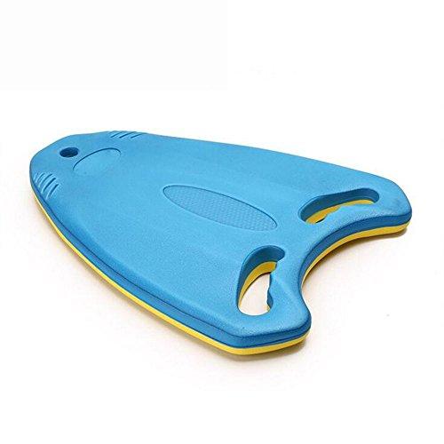 (Dongcrystal Swimming Kickboard - Swimming Board Pool Training Aid Float Board Foam (Color may vary))