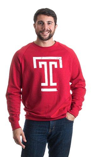 Temple University | Temple Owls Unisex Crewneck Fleece Sweatshirt