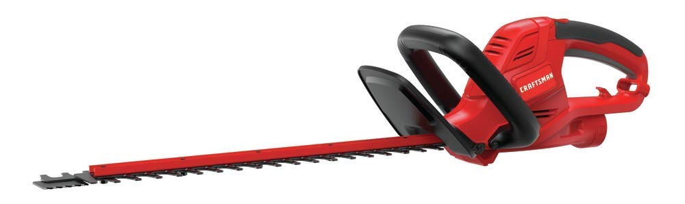 CRAFTSMAN CMEHTS822 Hedge Trimmers, Red