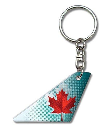 Amazon.com: Daron Toys Air Canada Airplane cola llavero ...
