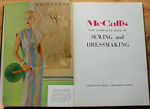 New Complete Book of Sewing and Dressmaking