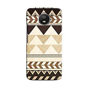 Cover It Up - African Trimmings Moto G5sHard Case