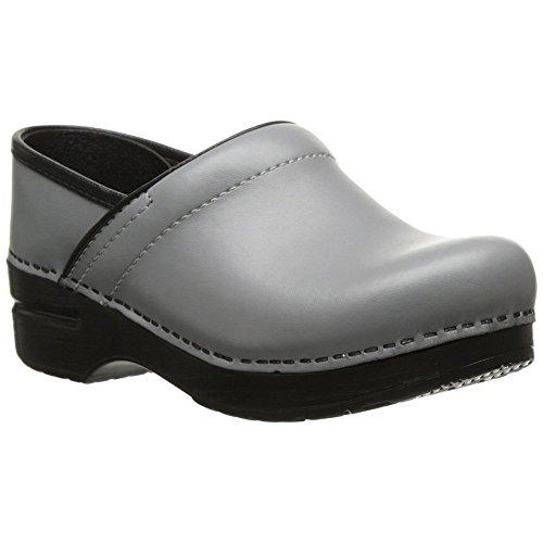 Dansko Professional Women Mules & Clogs Shoes, GreyBox, Size - 39 (Dansko Shoes For Women Grey)
