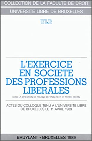 Lire en ligne EX DE  SOCIETE PROFESSIONEL LIBERALES pdf