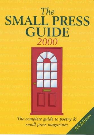 Small Press Guide 2000 Pb