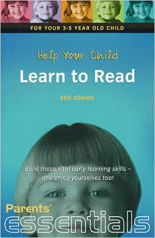 Help Your Child Learn to Read: For your 3-5 year old child ...