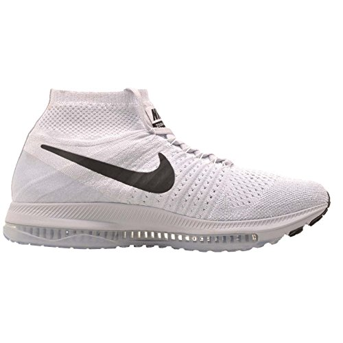 Out Platinum Black Pure White pure White Nike Platinum WMNS Zoom Women's Flyknit Black All qnBOIOf4w