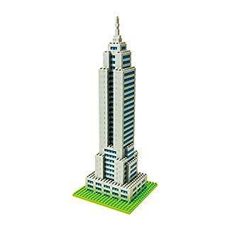Nanoblock Empire State Building Kit
