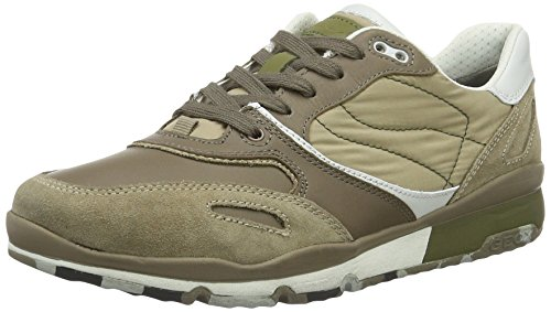 Geox U Sand Sneakers A Uomo Sandford Beige Muskc5zb3 88dqvr