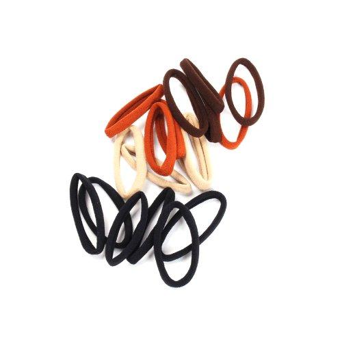 vidal-sassoon-nylon-elastic-ponytailers-neutral-18-count