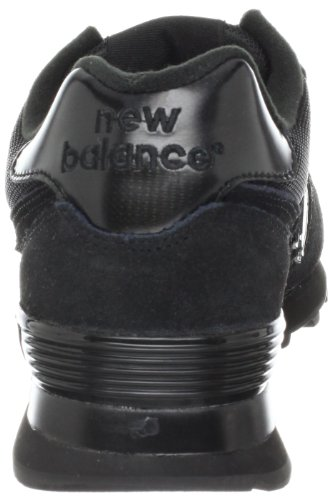 New Balance M574GS, Sabots Et Mules Homme Noir (Black 001)