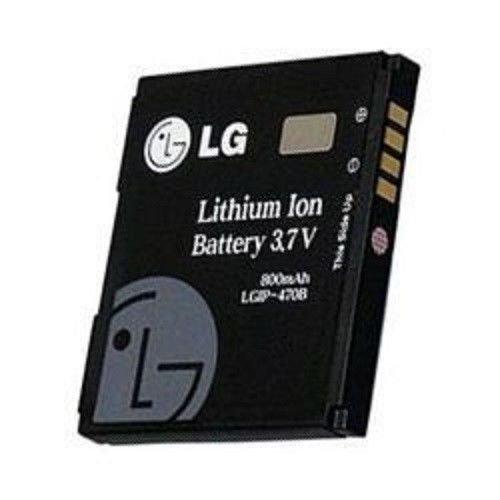 Oem Lg Decoy (NEW OEM LG LGIP-470B VX8700 VX-8700 DECOY VX8610 VX-8610 BATTERY)
