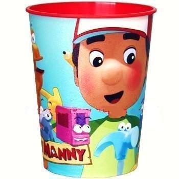 (Handy Manny Stadium Souvenir Cup by Lgp)