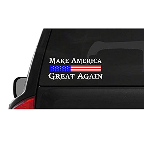 Make america great again m55 usa vinyl sticker car american window decal