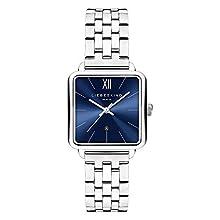 Liebeskind Berlin Reloj Analógico para Mujer de Cuarzo con Correa en Acero Inoxidable LT-0182-MQ