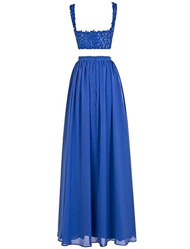 Royal Donna Linea A Vestito Ysmo Blue Ad Ipw6Xgqx