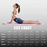 "BALEAF Women's 7"" Yoga Biker Shorts High Waisted"