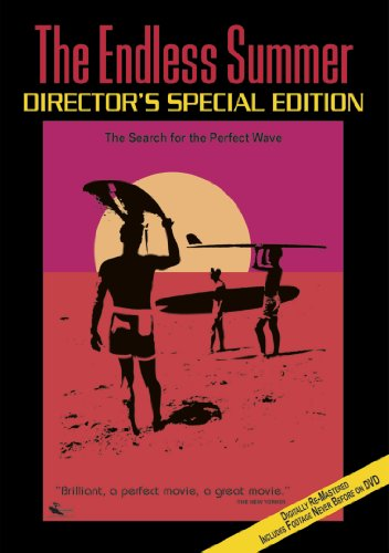 The Endless Summer Re-Mastered- Director's Special Edition 2 Disc Set -  DVD, Bruce Brown, Robert August