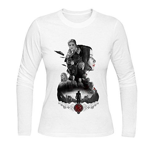 Diy The Hunger Games Women's Tshirt Long Sleeve