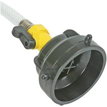 Camco 39533 Sewer Hose Rinser w/ Shut-Off Valve