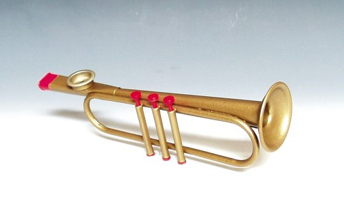 Trumpet Vintage Kazoo by Music Treasures Co.