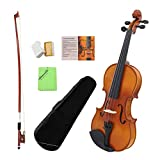 Baosity Standard Spruce Perform Acoustic Violin Fiddle Stage Accessory - 3/4