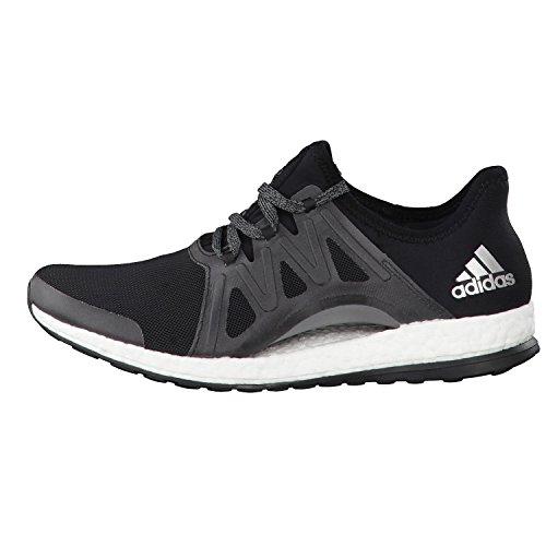 adidas Pureboost Xpose, Chaussures de Course Femme, Noir (Nero Negbas/Ftwbla/Griosc), 42 EU