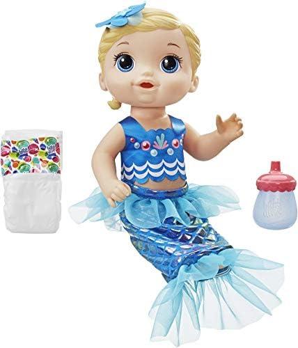 Baby Alive Shimmer Splash Mermaid product image