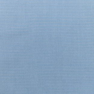 RSH Décor Indoor/Outdoor Sunbrella Curtain Drapery Panel with Rod-Pocket (Sunbrella Canvas Air Blue, 50'' W x 84'' L)