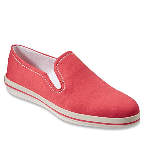 Tommy Bahama Donna Relaxology® Calina Slip-on In Nylon Stretch Corallo Brillante