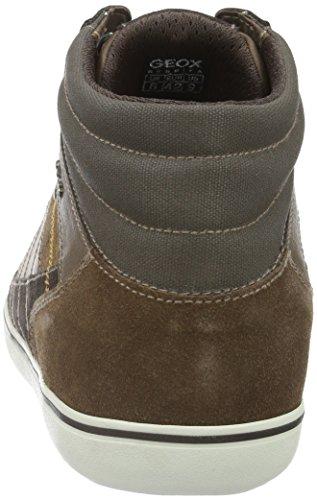 Box Braun Geox Sneakers G Hautes cigarc6007 Homme U Axq57