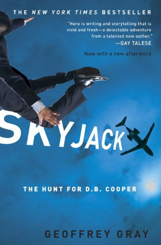 SKYJACK: The Hunt for D. B. Cooper cover