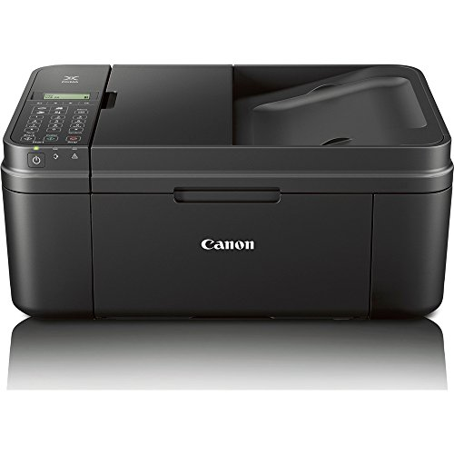 Canon PIXMA MX492 WiFi All-In-One Compact Size Inkjet Printer (0013C002) w/ Canon Black Ink Bundle Includes, Genuine Canon Black Fine Ink Cartridge, 6-Outlet Surge Adapter & 1 Year Extended Warranty by Beach Camera (Image #3)