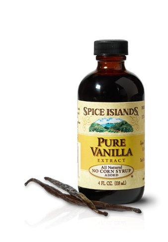 Spice Islands Vanilla Extract, 4 oz