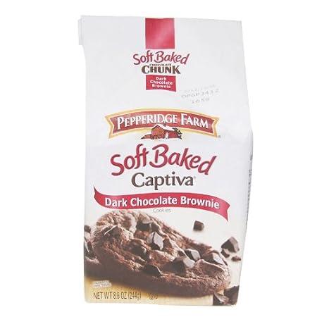Pepperidge Farm suave galletas horneadas: Amazon.com ...