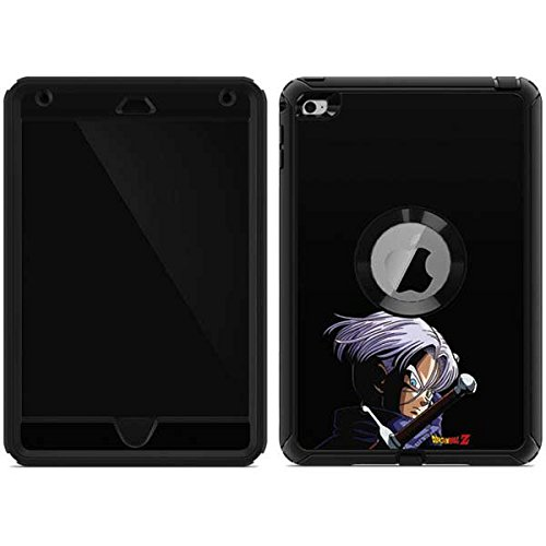 Skinit Trunks Portrait OtterBox Defender iPad Mini 4 Skin for CASE - Officially Licensed Dragon Ball Z Skin for Popular Cases Decal - Ultra Thin, Lightweight Vinyl Decal Protection (Mini Z Cases Ipad Dragon Ball)